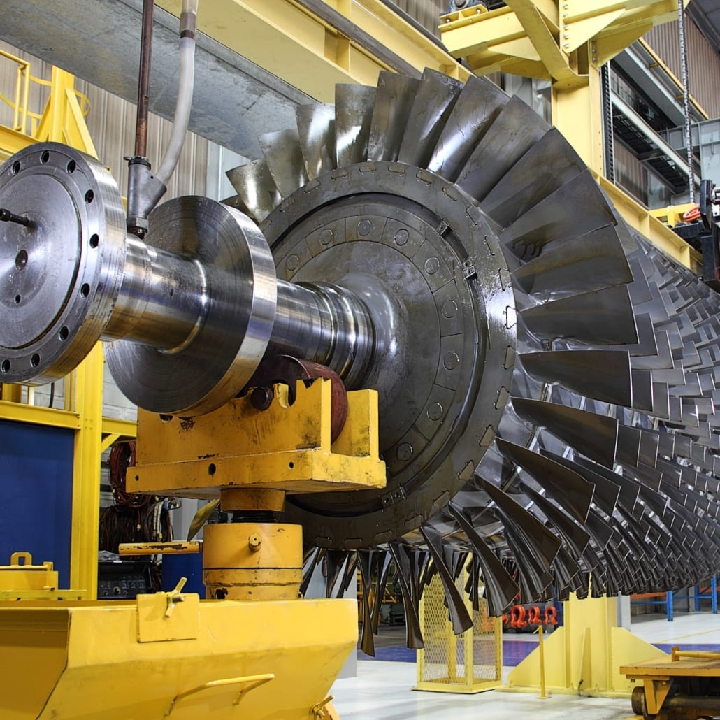 Structural Integrity Associates | Steam Turbine