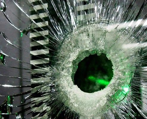 Structural Integrity Associates | Ballistics Forced Entry Testing