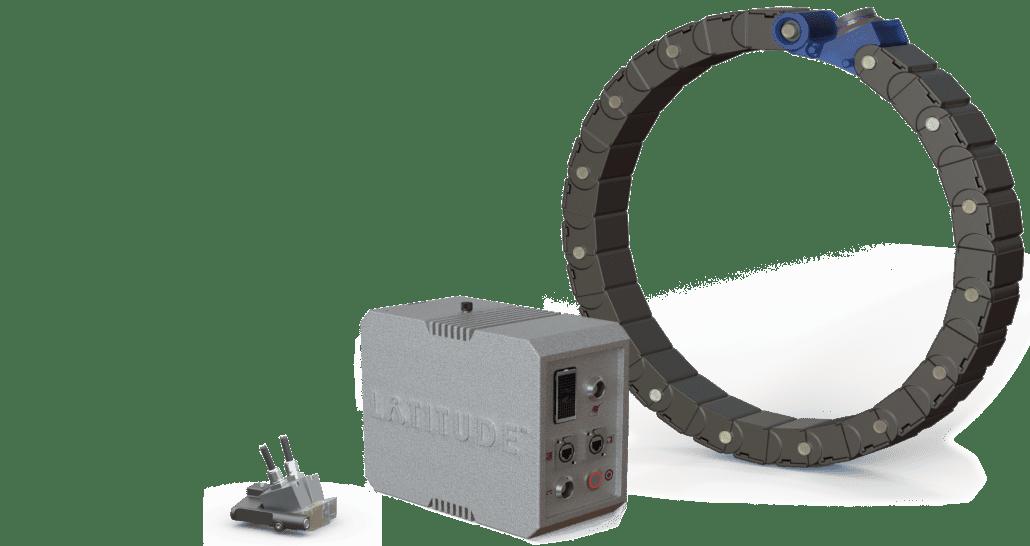 Structural Integrity Associates | Latitude Control Unit Receiver Array Transmitter Attachment