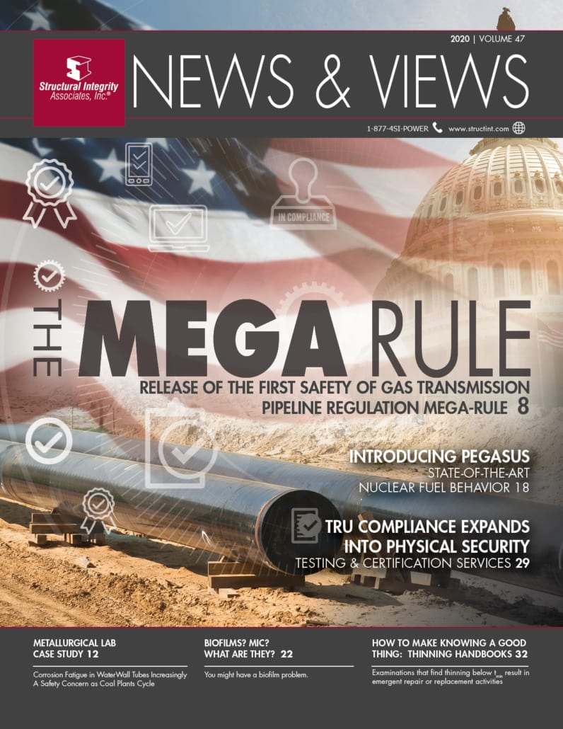 Structural Integrity Associates | News and Views, Volume 47