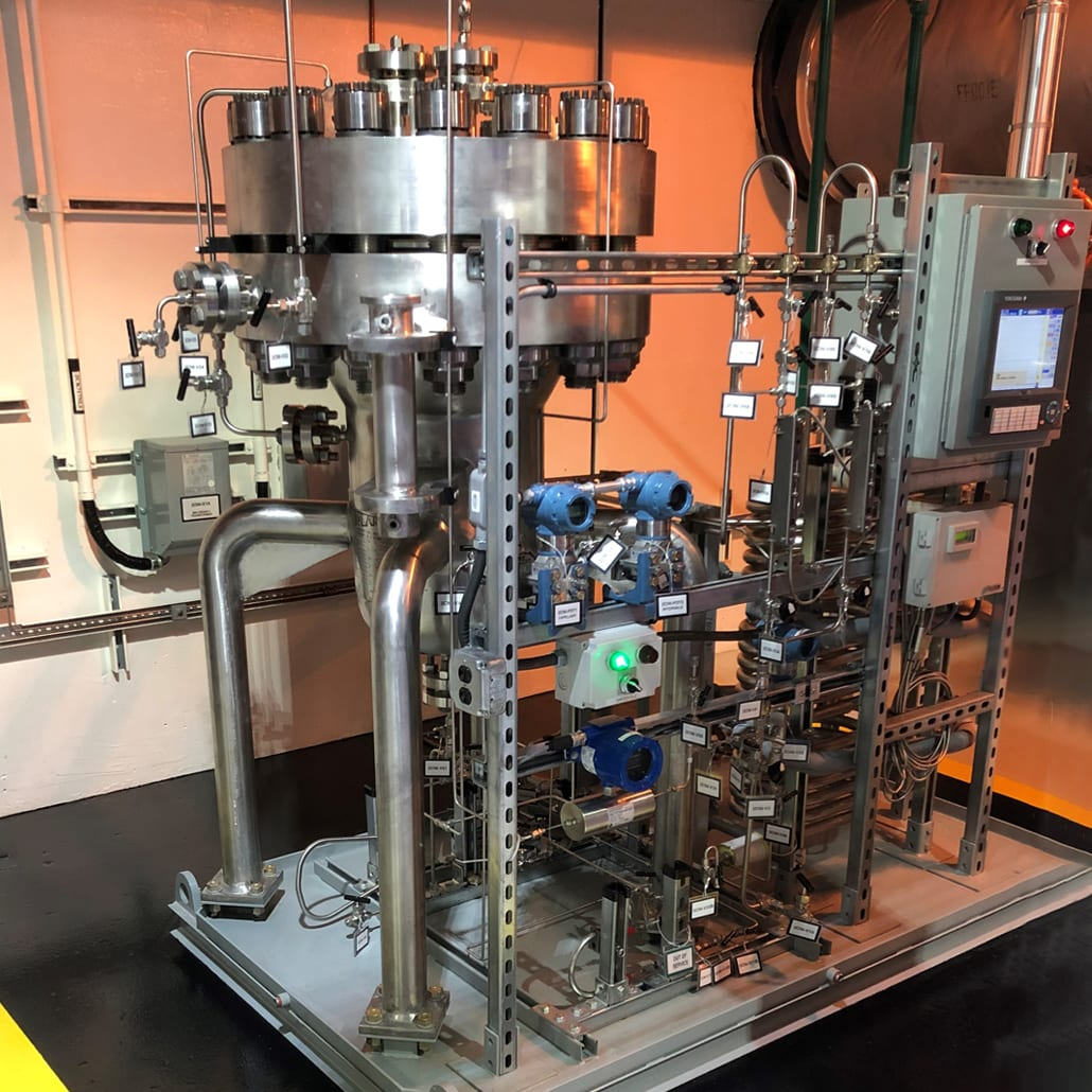 Structural Integrity Associates | What is Continuous Noble Metal Injection (CNMI) Skid