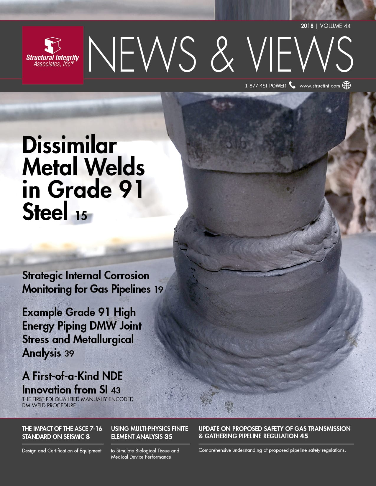 Structural Integrity Associates | News and Views Volume 44