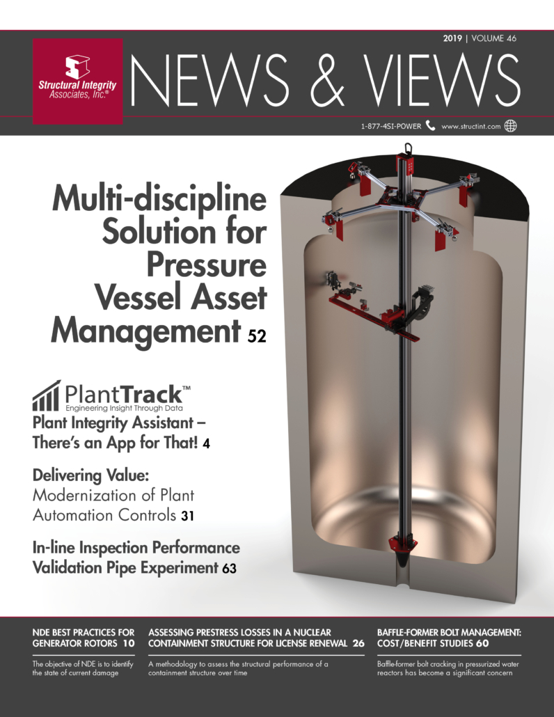 Structural Integrity Associates | News and Views Volume 46