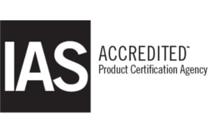 IAS Accredited Product Certification 04