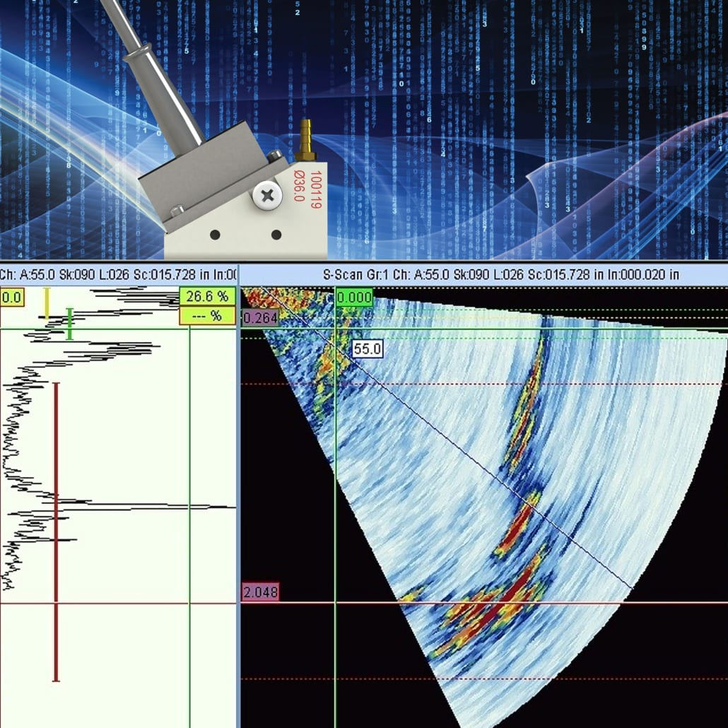 Structural Integrity Associates | Non-Destructive Evaluation (NDE) | Solutions | Ultrasonic Testing (UT) 2
