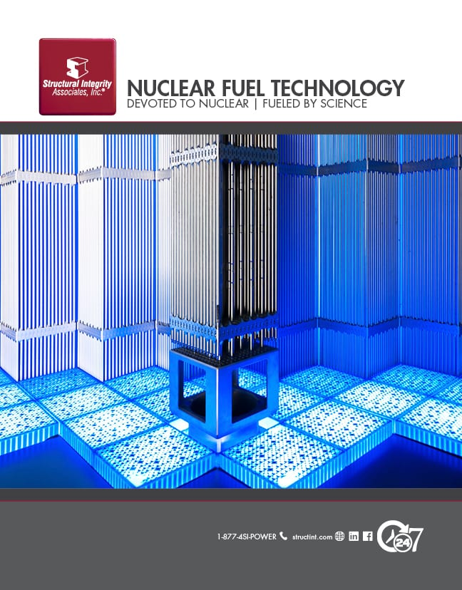 Structural Integrity Associates | Nuclear Fuel Technology