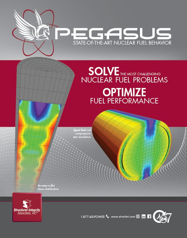 Structural Integrity Associates | Pegasus