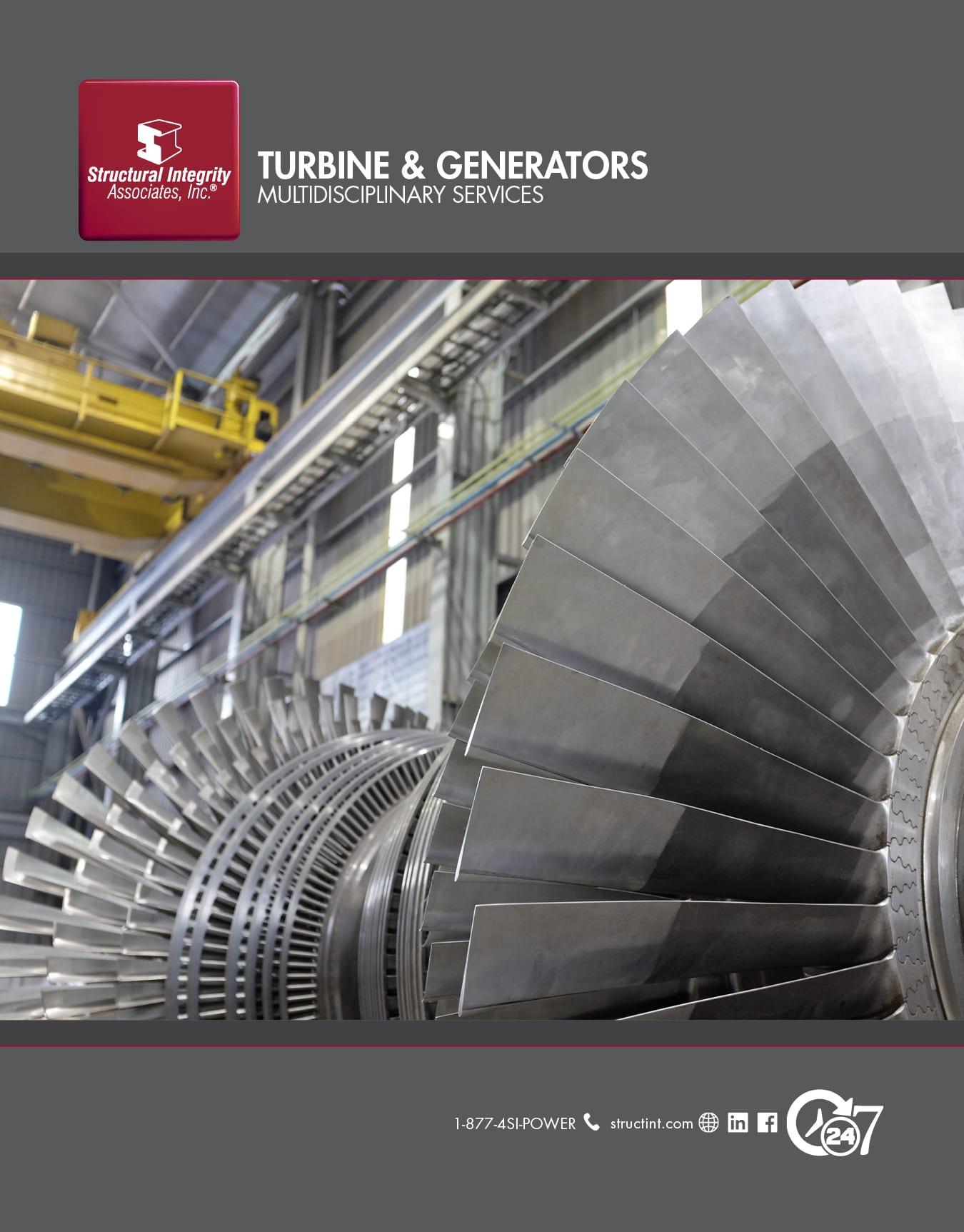 Turbine & Generators Multidisciplinary Services