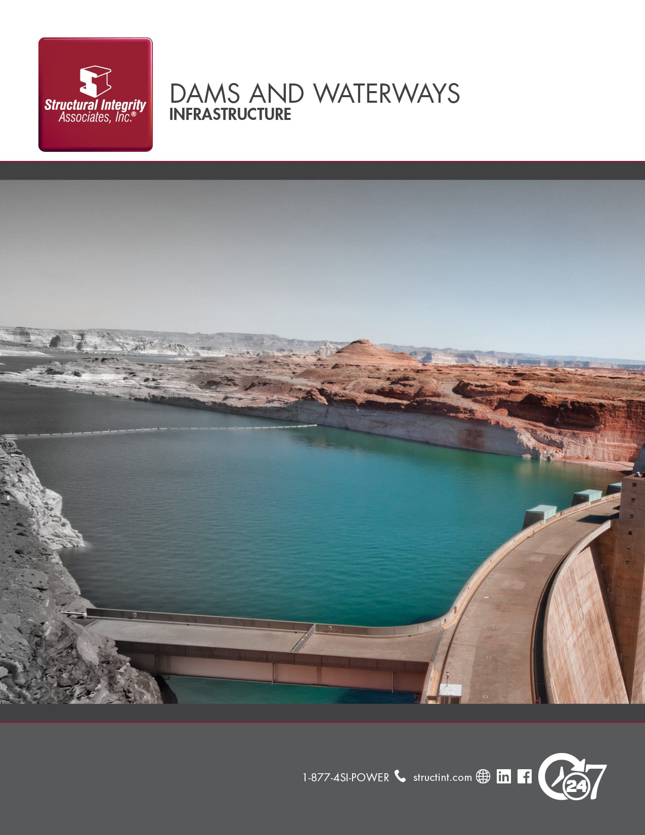 Dams and Waterway Infrastructure Qualifications